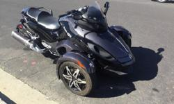 *~sq ;*~2008 Can Am~Spyder SE5~Automatic~;F.8*