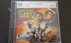 Star Wars: The Clone Wars -- Republic Heroes [PC Game]