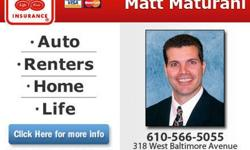 State Farm Matt Maturani