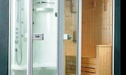 Steam Shower Sauna 2 Day Dock Sale!!! 50% off