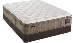 Stearns & Foster Estate Scarborough III King Mattress - Firm
