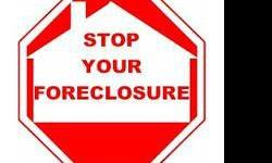 Stop Your Foreclosure NOW