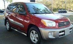 SUV 2003 Toyota AUTOMATIC