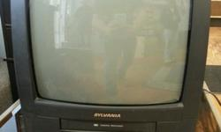 Sylvania 19 inch Used Color TV For Sale