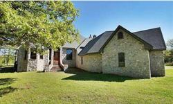 Tahlequah - Beautiful Custom Home on 20 acres w/shop