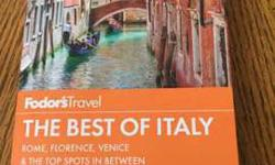 The Best of Italy Book-Rome, Florence, Venice