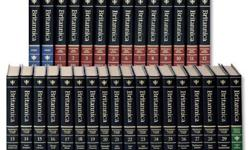 The New Encyclopedia Britannica (32 Volume Set)