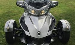 ?This is a 2011Â«Can+am Spyder RT AUDIOÂ«
