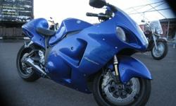 This posting is for a 2007 Suzuki Hayabusa GSX1300R