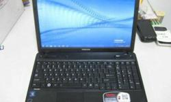 "Toshiba Satellite C655D- S5209 15.6"" Amd E-350"