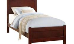 Twin Helene Sleigh Bed
