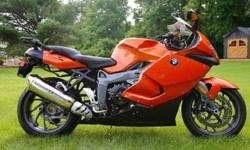 uiui 2009 BMW K1300S Lava Orange ,uiuiu