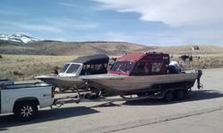 Ultimate Fishing Boat Package
