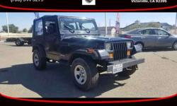 Used 1995 Jeep Wrangler for sale