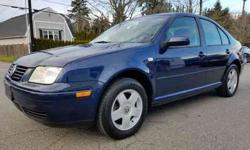 Used 2002 Volkswagen Jetta for sale
