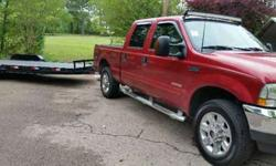 Used 2003 Ford F250 Super Duty Crew Cab for sale