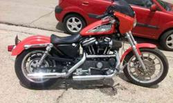 Used 2003 Harley-Davidson XL883R Sportster R for sale