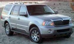 Used 2004 Lincoln Navigator 4dr 2WD
