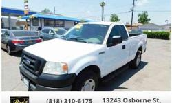 Used 2005 Ford F150 Regular Cab for sale