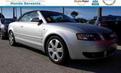 Used 2006 Audi A4 Convertible