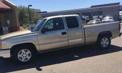 Used 2006 Chevrolet Silverado 1500 Extended Cab for sale