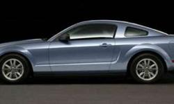 Used 2006 Ford Mustang 2dr Cpe