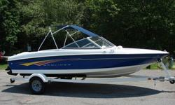 ****Used 2007 Bayliner Ski Boat