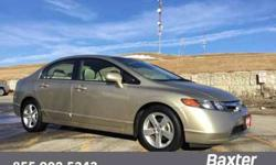 Used 2007 Honda Civic 4dr AT