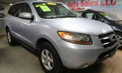 Used 2007 Hyundai Santa Fe for sale