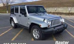 Used 2007 Jeep Wrangler 4WD 4dr