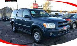 Used 2007 Toyota Sequoia for sale