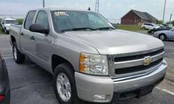 Used 2008 Chevrolet Silverado 1500 Crew Cab for sale