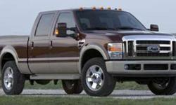 Used 2008 Ford Super Duty F-350 DRW 4WD Crew Cab 172