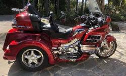 Used 2008 Honda GOLD WING 1800