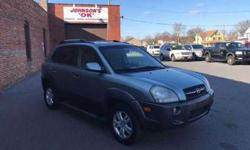Used 2008 Hyundai Tucson for sale