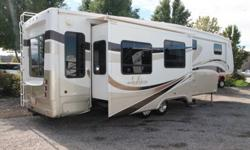 Used 2008 Mobile Suites 36tksb