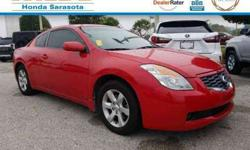 Used 2008 Nissan Altima Coupe