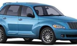 Used 2009 Chrysler PT Cruiser 4dr Wgn