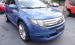 Used 2009 Ford Edge 4dr FWD