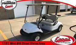 Used 2010 Yamaha Gas Golf Cart for sale