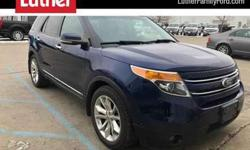 Used 2011 Ford Explorer 4WD 4dr