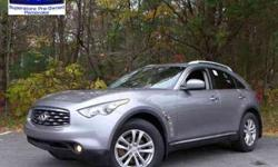Used 2011 INFINITI FX35 AWD 4dr