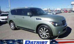 Used 2011 INFINITI QX56 2WD 4dr