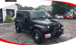 Used 2011 Jeep Wrangler for sale