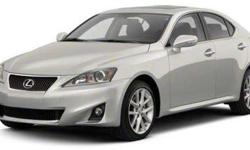 Used 2011 Lexus IS 250 4dr Sport Sdn Auto RWD