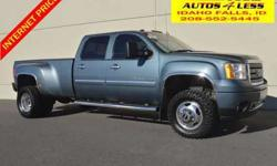 Used 2012 GMC Sierra 3500 HD Crew Cab for sale