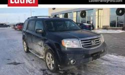 Used 2012 Honda Pilot 4WD 4dr w/RES