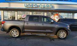 Used 2012 Toyota Tundra 2WD CrewMax 5.7L V8 6-Spd AT