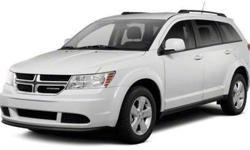 Used 2013 Dodge Journey FWD 4dr