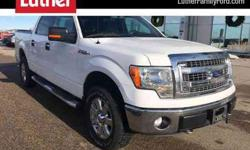Used 2013 Ford F-150 4WD SuperCrew 145